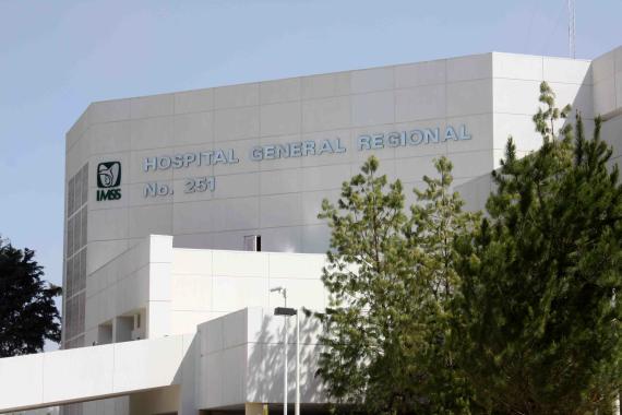 Hospital IMSS, Metepec